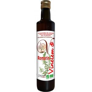 Vinaigre cidre romarin
