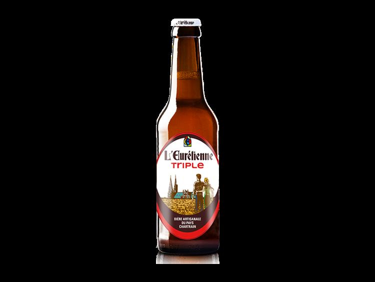 Bière Triple 75cl
