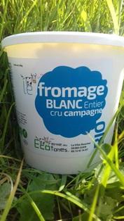 Fromage blanc campagne non battu (500g)