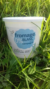 Fromage blanc campagne 0 % non battu (500g)