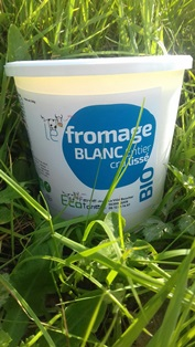 Fromage blanc lisse (500g)