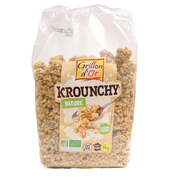 Krounchy nature VRAC
