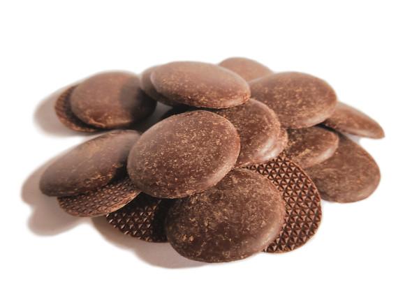 Palets de chocolat noir 70% cacao VRAC
