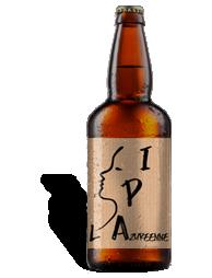 Bière IPA Bio 33 cl   (IP33BI)