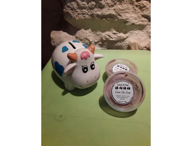 Crème cho'cows lot de 2