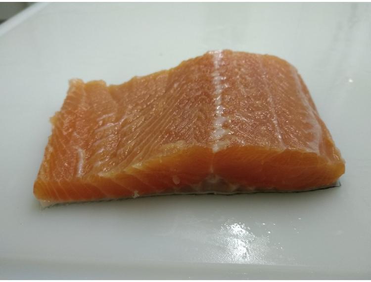 1 Pavé de truite saumonée 200 grs
