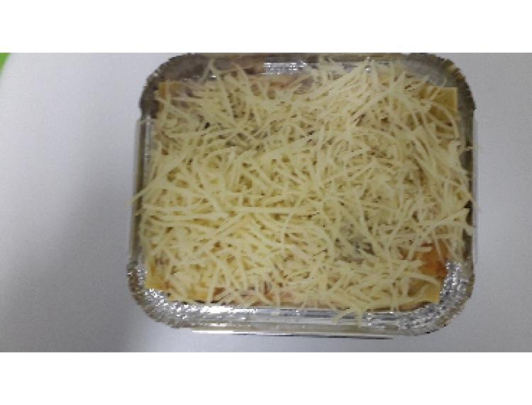 Lasagnes de boeuf charolais 1 personne