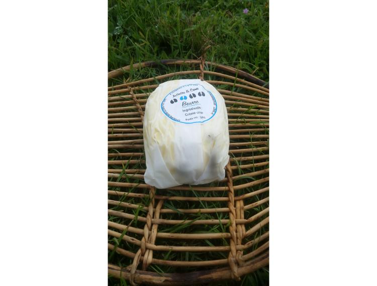 Beurre doux 250gr