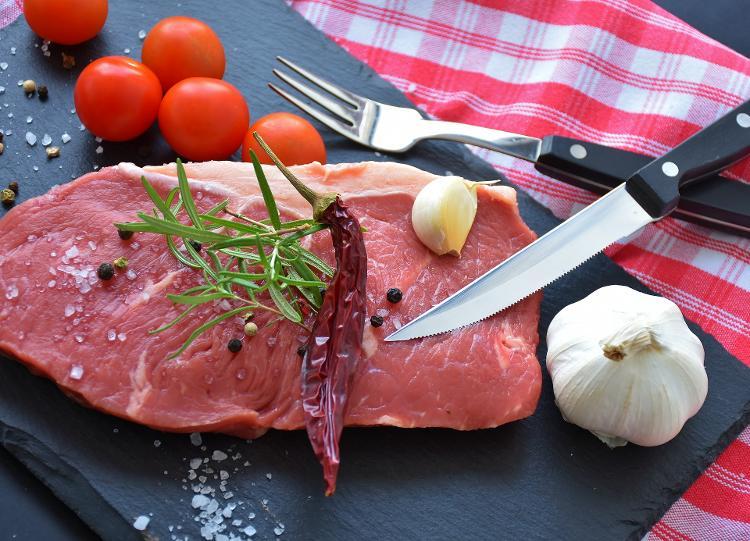 Steak dans le rumsteak - 250-300g