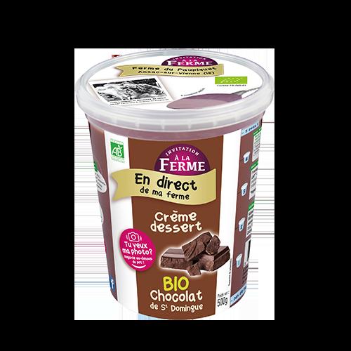 110# Crème dessert Chocolat 500g