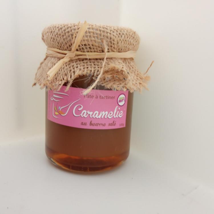 Caramel beurre salé - 100 gr