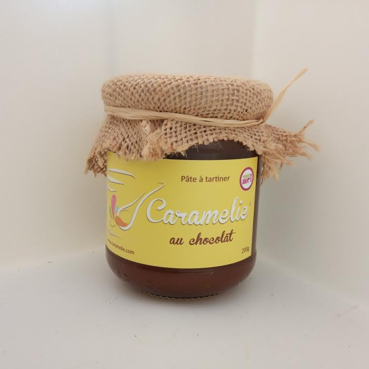Caramel chocolat - 200 gr