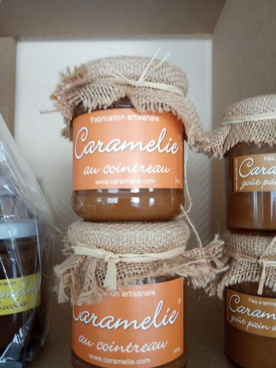 Caramel cointreau - 200 gr