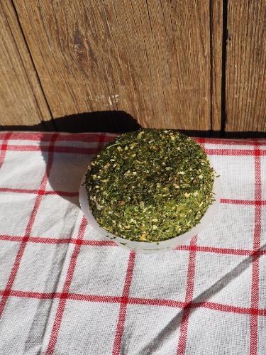 Fromage frais ail et fines herbes