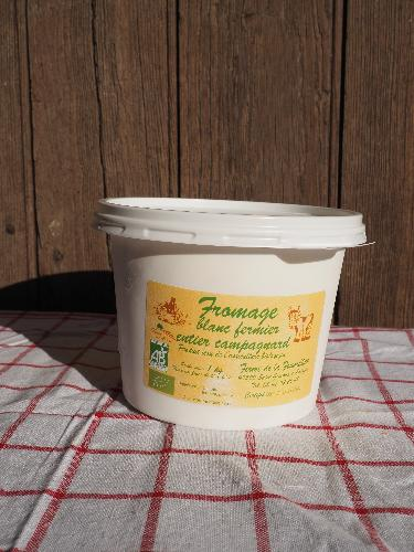 Fromage Blanc campagnard