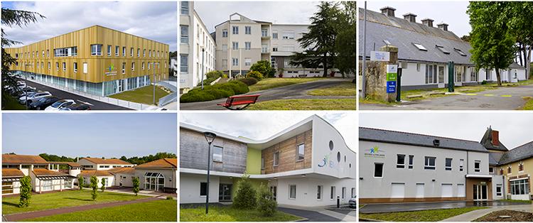 L'association ¼uvres de Pen-Bron gère 20 établissements et services en Loire-Atlantique.