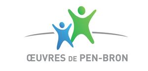 Logo de l'association ¼uvres de Pen-bron