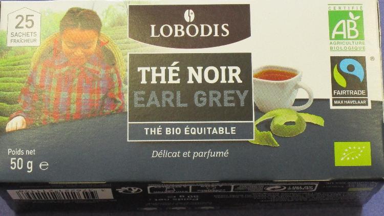 Thé Noir Darjeeling Bio et Equitable