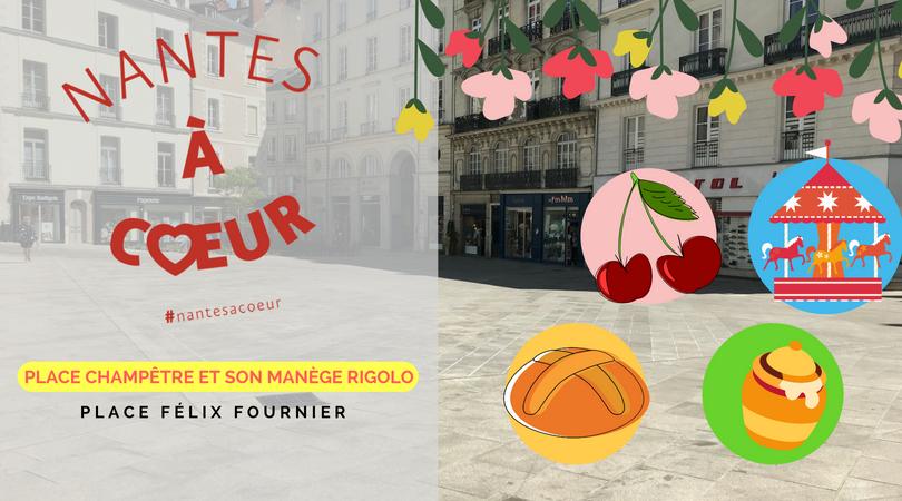 Nantes à Coeur avec des producteurs Terroirs 44