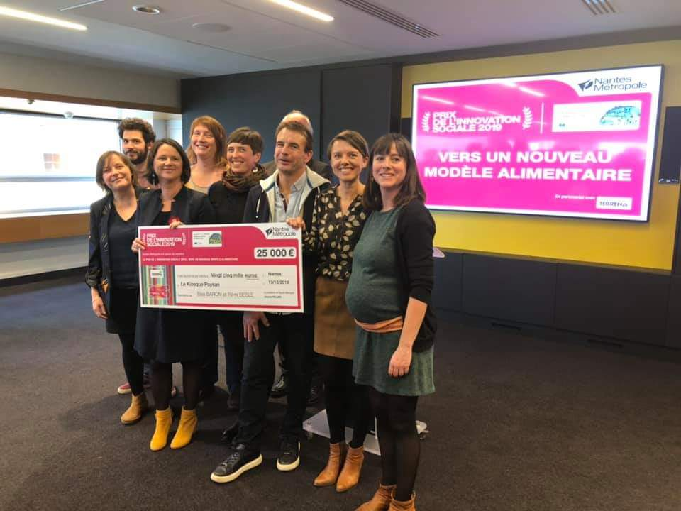 Prix de l'innovation sociale 2019