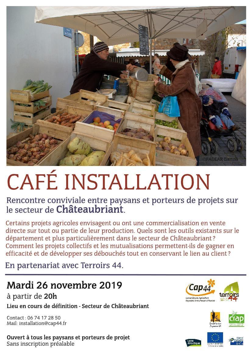 RENCONTRE PAYS DE CHÂTEAUBRIANT- NOV 2019