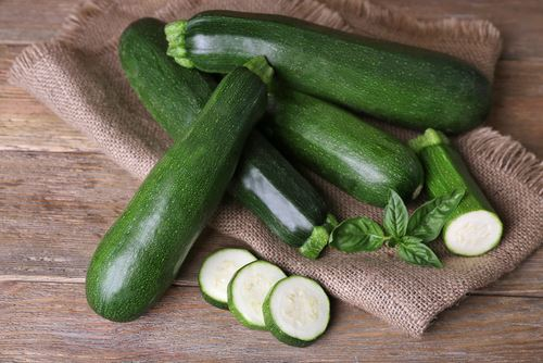 COURGETTE - cal 7/14
