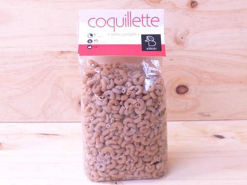 Pâtes Coquillette nature 500g