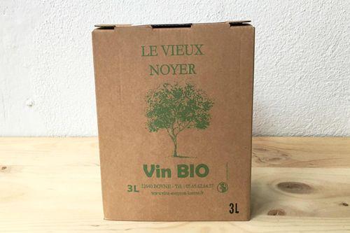 Wini-Bag Blanc 3L