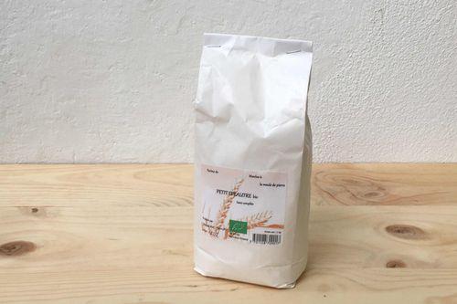Farine de petit épeautre semi-complète - 1 kg