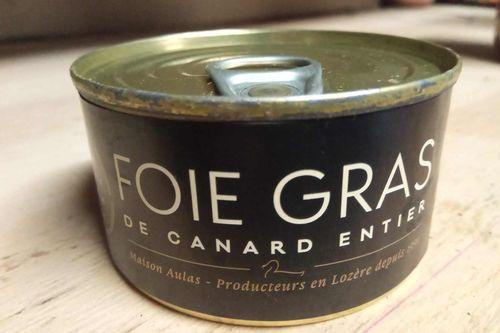 Foie gras entier 130 g