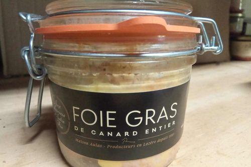 Foie gras entier 330 g