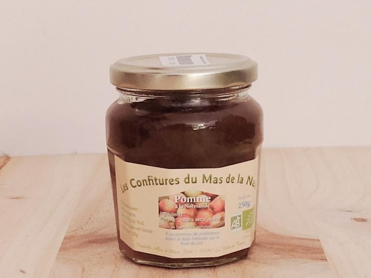 Confiture de Pomme Normande - 250g
