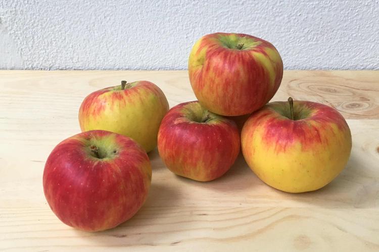 Pommes Topaz - 1kg