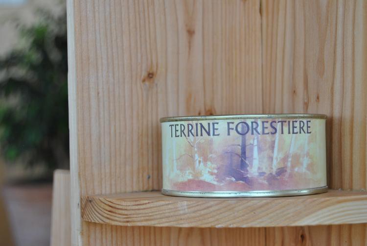 Pâté Forestier 240 grs