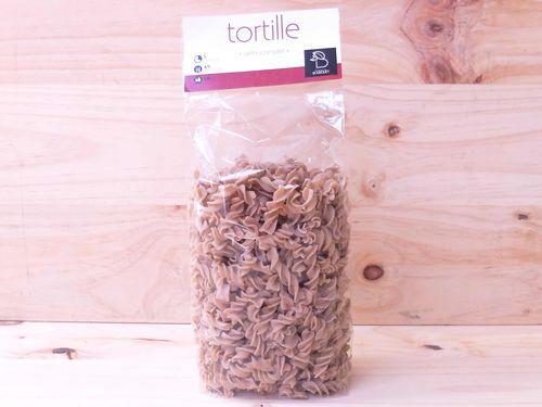 Pâtes Tortille nature 500g