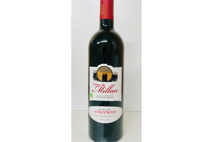 Vin Rouge AOP Tradition 75cL
