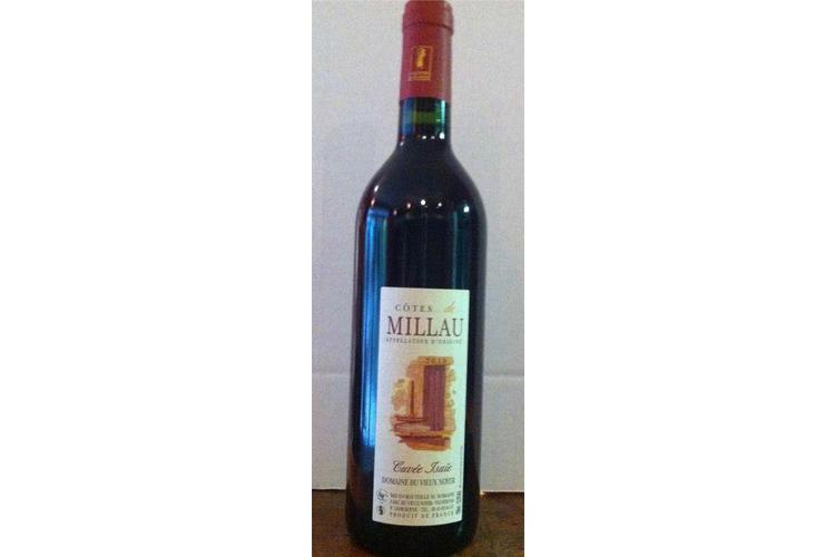 Vin Rouge AOP Cuvée ISAIE 75cL