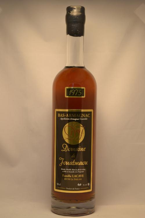 Armagnac 1975 50 cl du Domaine de Jouatmaou