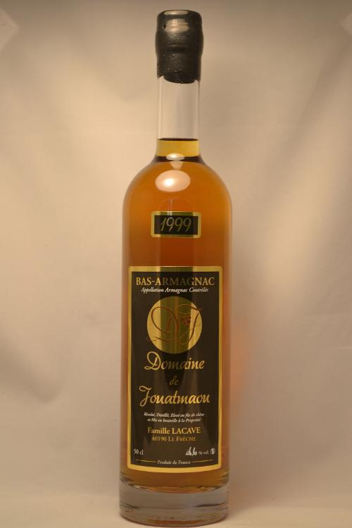 Armagnac 1999 70 cl du Domaine de Jouatmaou