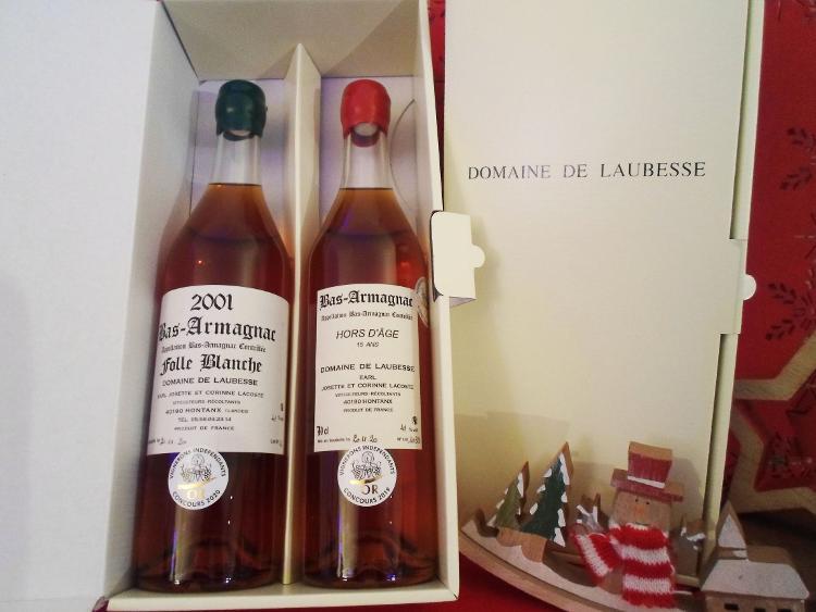 Domaine de Laubesse - Coffret FOLLE BLANCHE ET BACO
