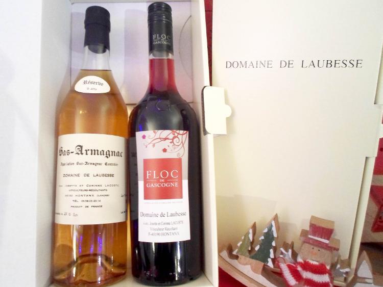 Domaine de Laubesse - #3 Coffret Apéritif COLLECTION DE NOEL Rouge