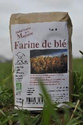Farine T80 - 1 kg