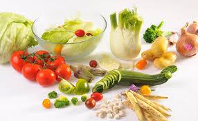 Salade Fraiche aux graines d'amarante soufflée