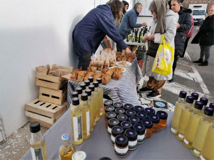Soutenez notre projet d'aide alimentaire à partir de produits locaux !