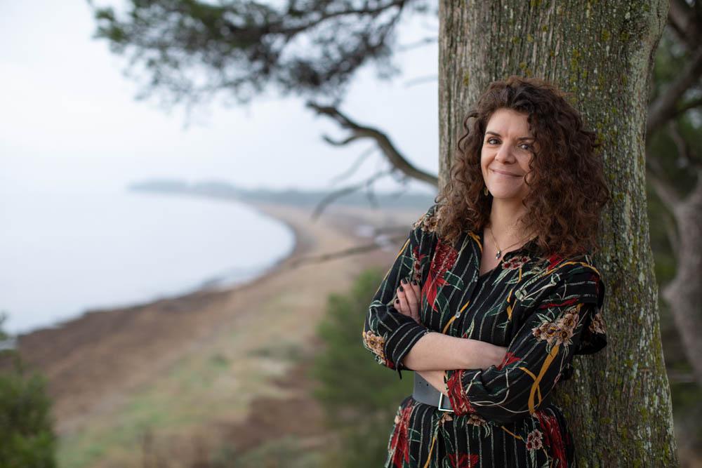 Prix Terre de Femmes - la directrice du CPIE à l'honneur