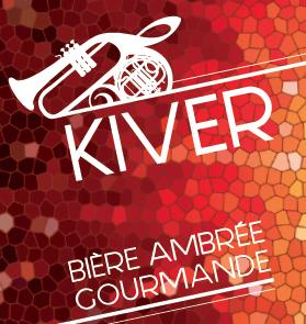 KIVER - BIÈRE DOUBLE AUX EPICES BIO, BOUT. 50 CL