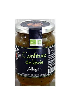 CONFITURE DE KIWIS ALLEGEE 300G