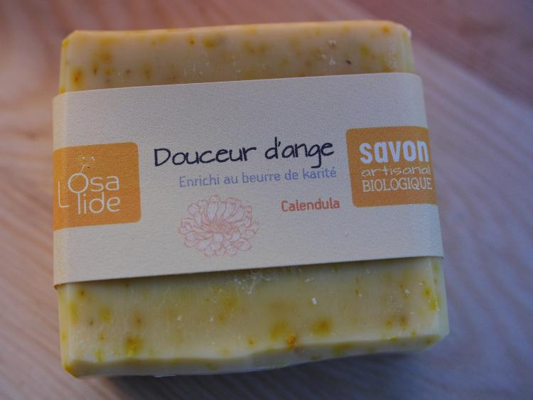 Savon naturel DOUCEUR D'ANGE