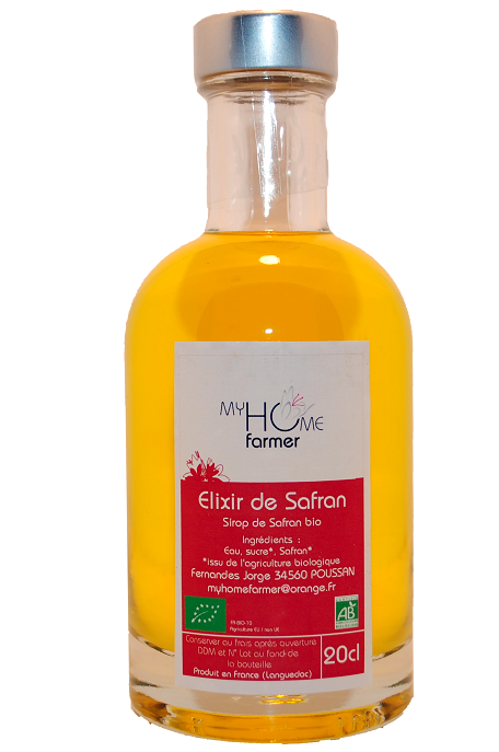ELIXIR DE SAFRAN 20 CL AB