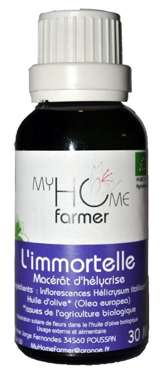 L'IMMORTELLE HÉLYCHRISE ITALIENNE